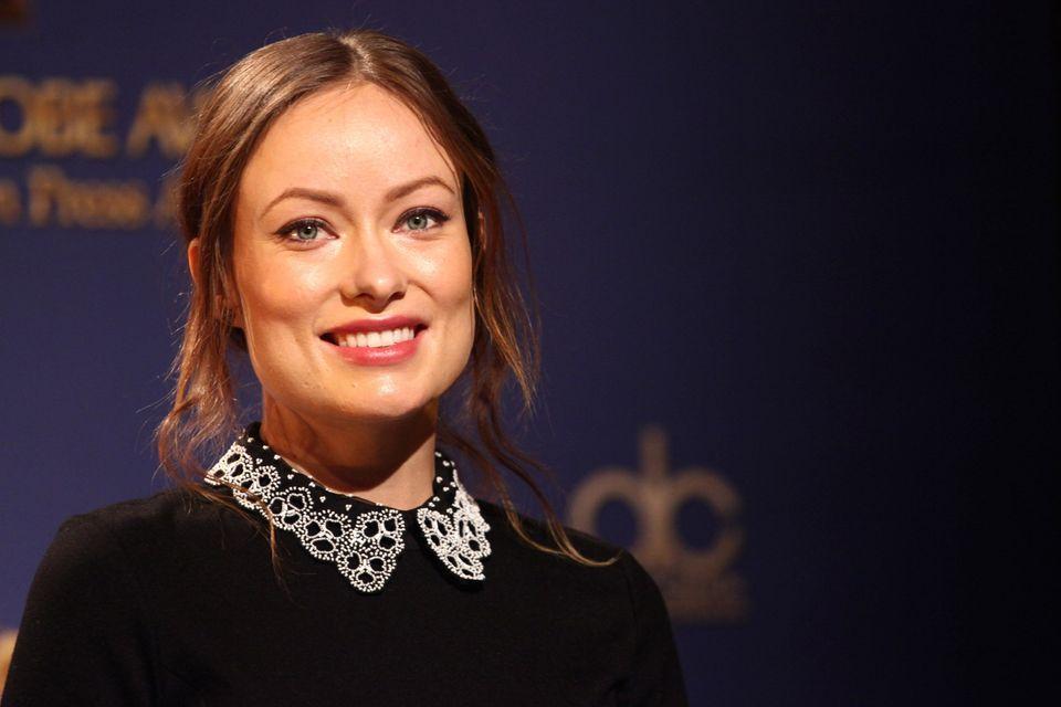 "Olivia Wilde, who<a href=""http://www.people.com/people/article/0,,20533939,00.html"">divorced filmmaker Tao Ruspoli</a>&"