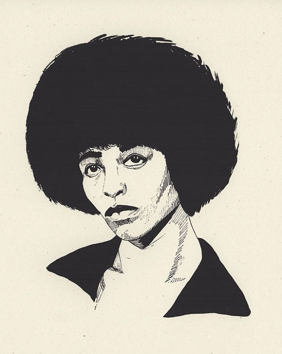 "<em>Buy it <a href=""https://www.etsy.com/listing/221858985/angela-davis-feminist-portrait?ga_order=most_relevant"">here</a>.&n"