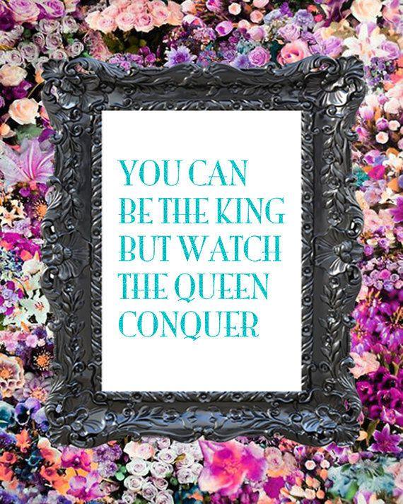"<em>Buy it <a href=""https://www.etsy.com/listing/245607469/glitter-nicki-minaj-monster-quote-wall?ga_order=most_relevant"">her"
