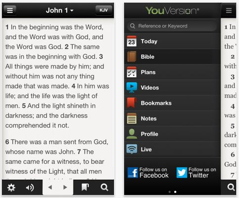 Bible App 'YouVersion' Is Getting As Big As Instagram With 100