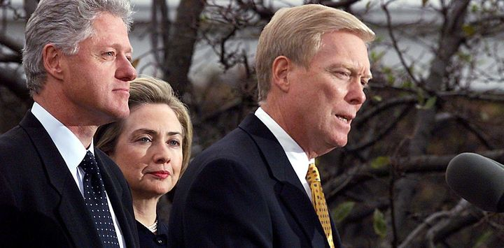 Former House Majority Leader Dick Gephardt (D) wrote to Secretary of State Hillary Clinton in 2010, requesting a meeting for