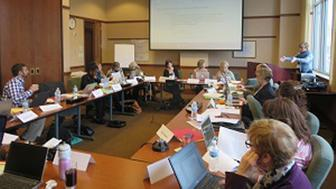<p>Researchers and administrators as part of ARC3 meet in Madison, Wisconsin.&nbsp;</p>