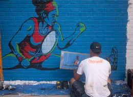 Exclusive: Gatorade Unveils Serena Williams Mural In Brooklyn, Releases Moving 'Serena 21' Ad