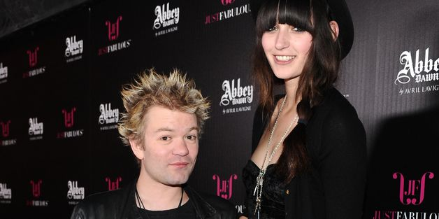 Sum 41's Deryck Whibley Marries Ariana Cooper