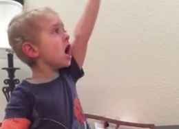 Toddler's Impassioned Rendition Of 'Les Mis' Classic Goes Viral