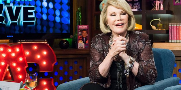 One Year Later, Joan Rivers' Absence Is Just Now Setting In