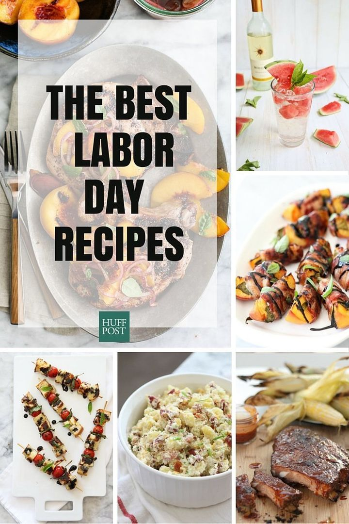 The Labor Day Recipes You Need For The Best Summer Sign-Off Ever
