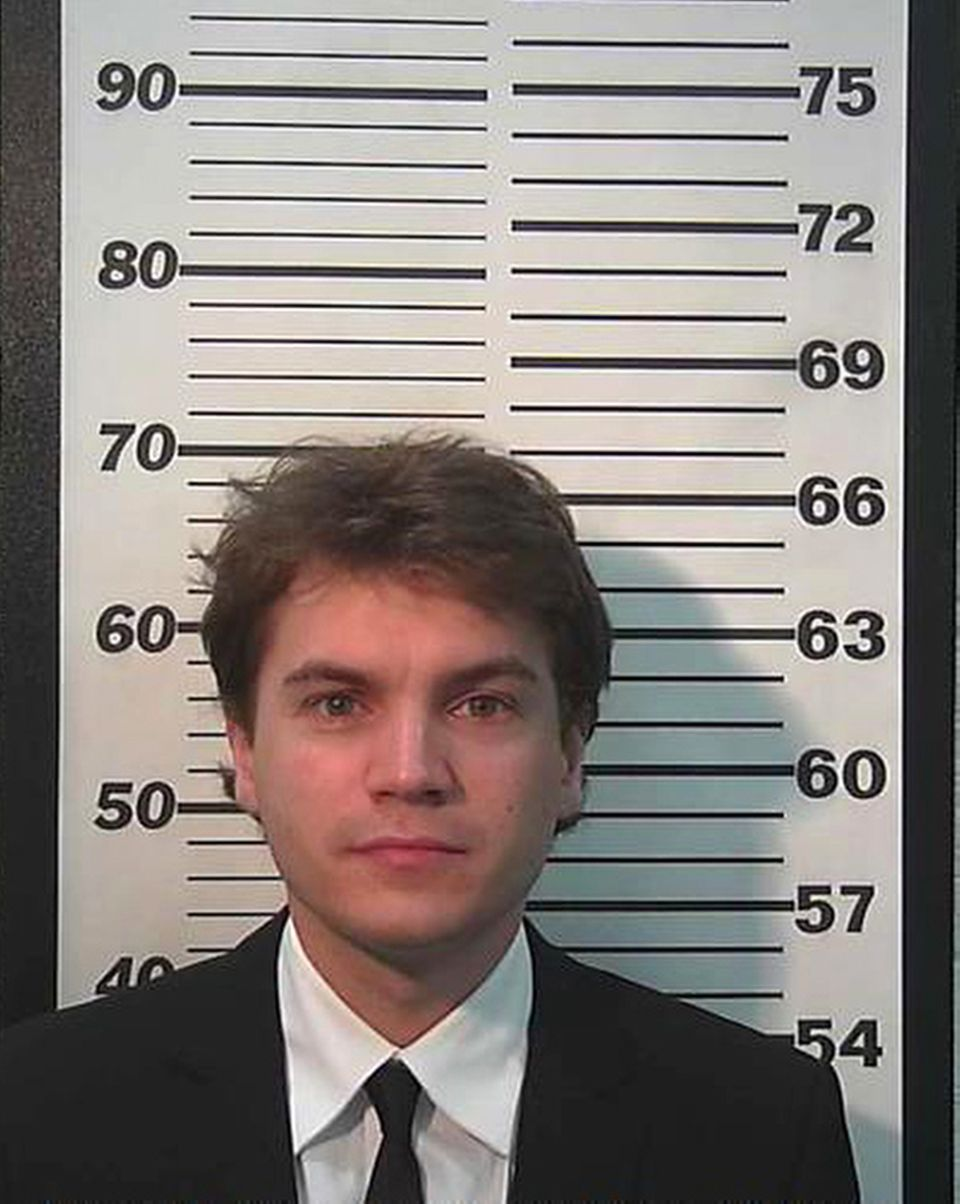 This Monday, March 16, 2015, booking photo provided by Summit County Sheriff's Department in Park City, Utah, shows Actor Emi
