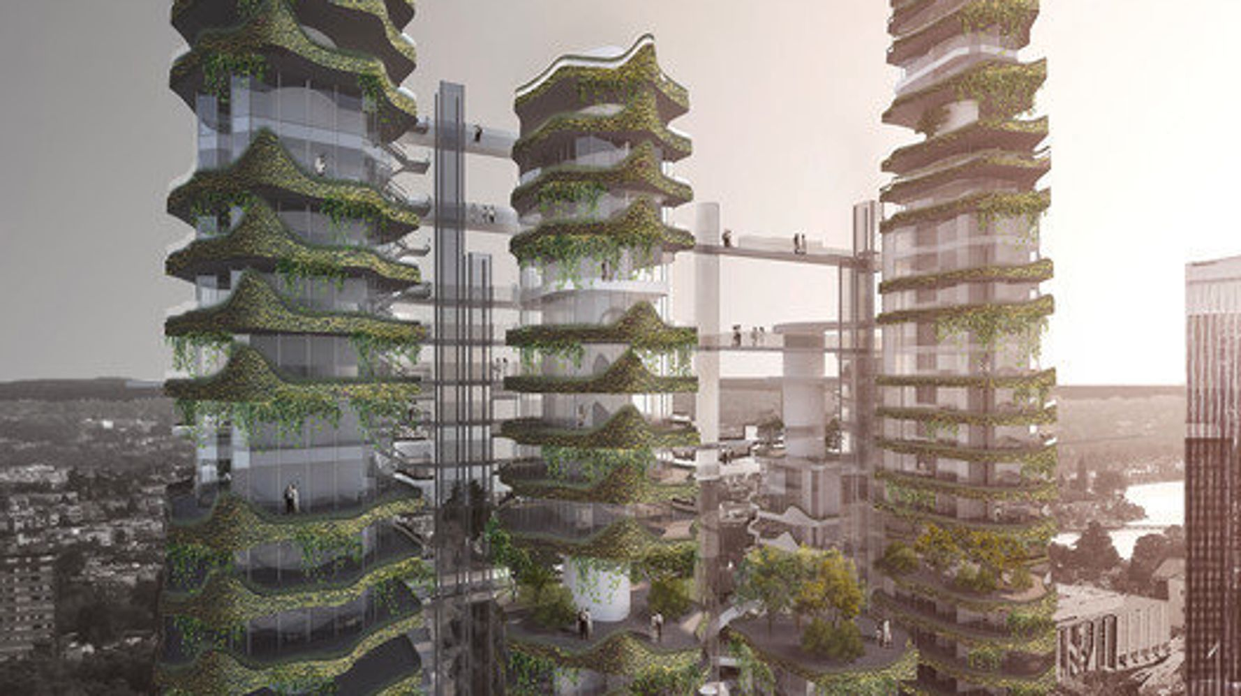 The Future Of Los Angeles Housing Has Never Looked So Beautiful