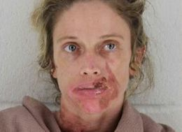 ULTRA DUSTED: Woman Huffing Canned Air Arrested