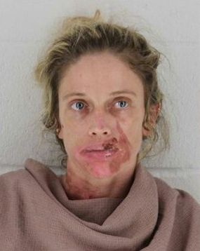 ultra dusted woman huffing canned air arrested. Black Bedroom Furniture Sets. Home Design Ideas