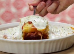 The Easiest Lasagna Recipe You'll See All Week