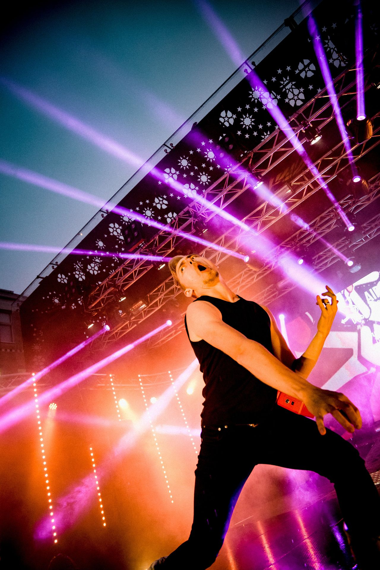 """<p><span style=""""color: #000000; font-family: Verdana, Arial, Helvetica, sans-serif; font-size: 11px; background-color: #ffffff;"""">Eero """"Oulu's Own Son"""" Ojala performs during the 2015 Air Guitar World Championships. </span></p>"""