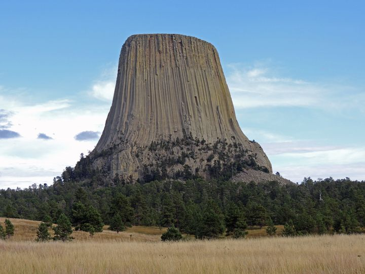 Wyoming's Devil's Tower should be known by its Lakota name, says Arvol Looking Horse.