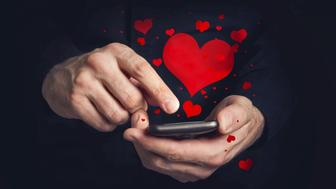 <p>Research findings suggest emailing is not having a negative effect on intimate communication.</p>