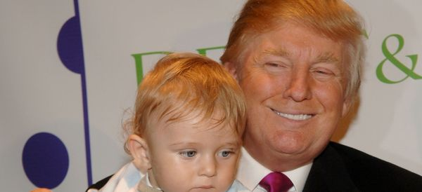 Here's What Baby-Name Data Says About Our Current (And Next) President