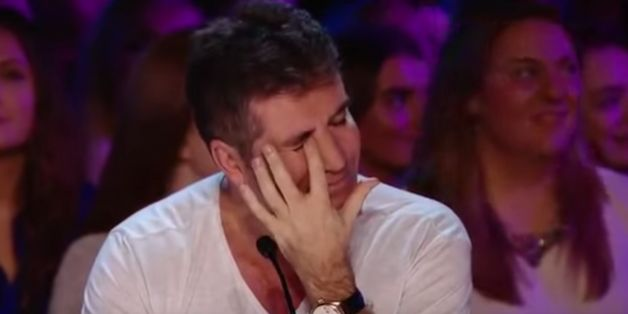 Simon Cowell Moved To Tears After 'X-Factor' Contestant's Emotional Performance
