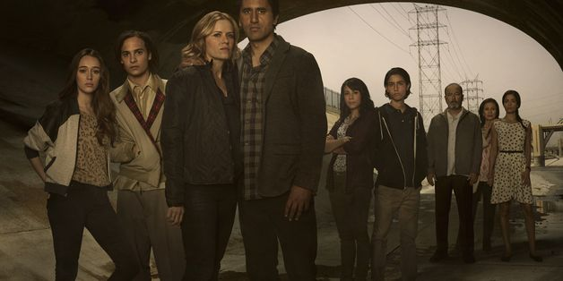 'Fear The Walking Dead' Showrunner Defends Black-Only Deaths