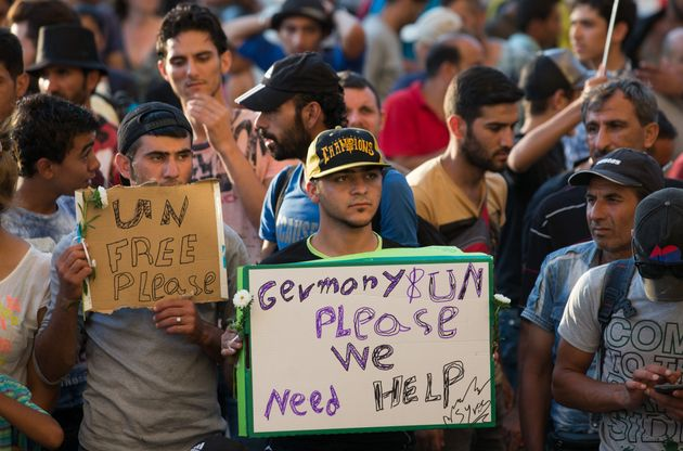 The Hungarian government attributes this record-breaking influx of people in part to the construction...
