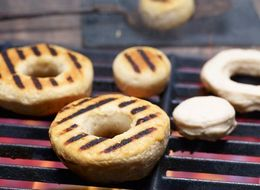 Once You Grill Donuts, Your Mouth Will Go Nuts