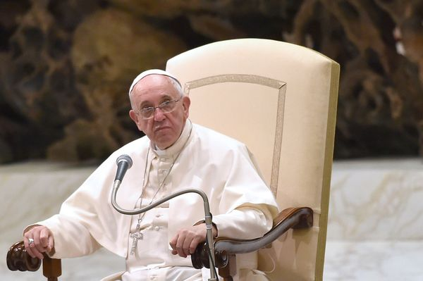 "Francis has been accused by some U.S. conservative commentators of Marxist sympathies given his frequent <a href=""https://www"