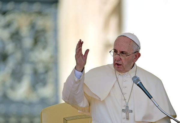 "Francis has called drug addiction ""<a href=""http://www.reuters.com/article/2014/06/20/us-pope-drugs-idUSKBN0EV1EQ20140620"">ev"