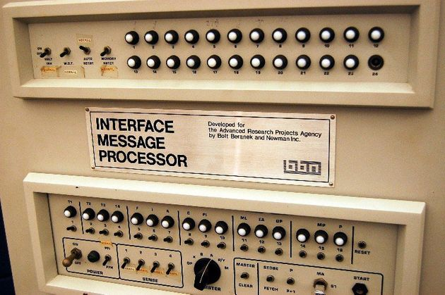 "<span class='image-component__caption' itemprop=""caption"">ARPANET's first message processor.</span>"