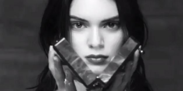 Kendall Jenner Is Beyond Red Hot In Her Latest Modeling Campaign