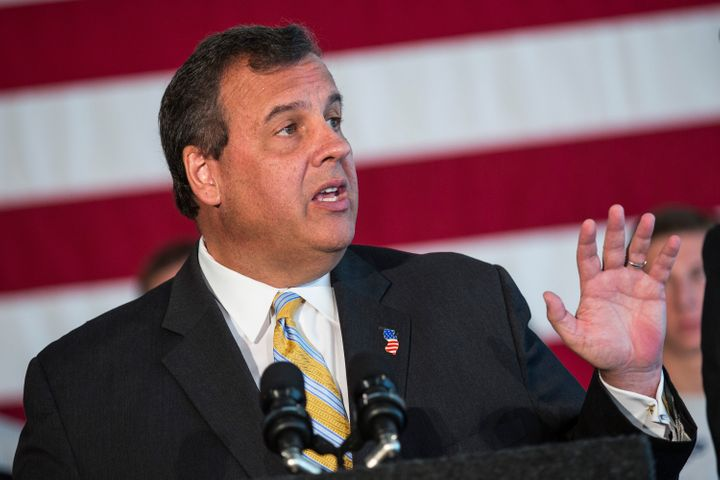 New Jersey Gov. Chris Christie (R) went into new detail Wednesday about his proposal to monitor immigrants with U.S. visas.