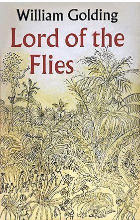 the reduction of the power of the message in lord of the flies by william golding Frank 1 since its publication in 1954, william golding's lord of the flies has retained remarkable popular success golding's story of a group of british schoolboys deserted on a.