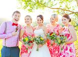 14 Mixed Gender Wedding Parties That Beautifully Bucked Tradition