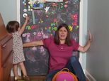 Mom Takes Back-To-School Prep To New Level In Funny Video