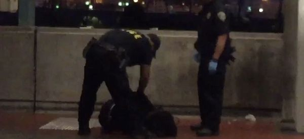 Man Allegedly Gets Shot While Arguing With Cops About Smoking