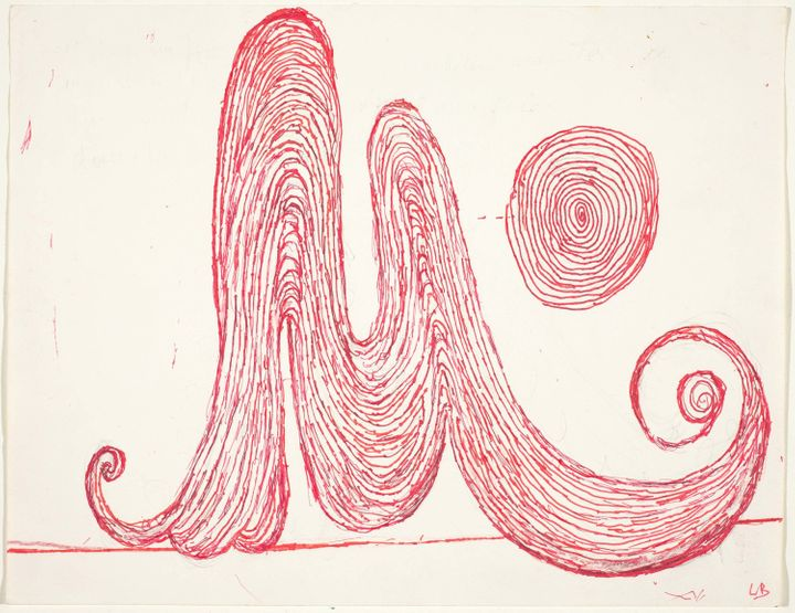 <span>Louise Bourgeois, M is for Mother, 1998, National Gallery of Art, Washington, Gift of Dian Woodner. © The Easton F
