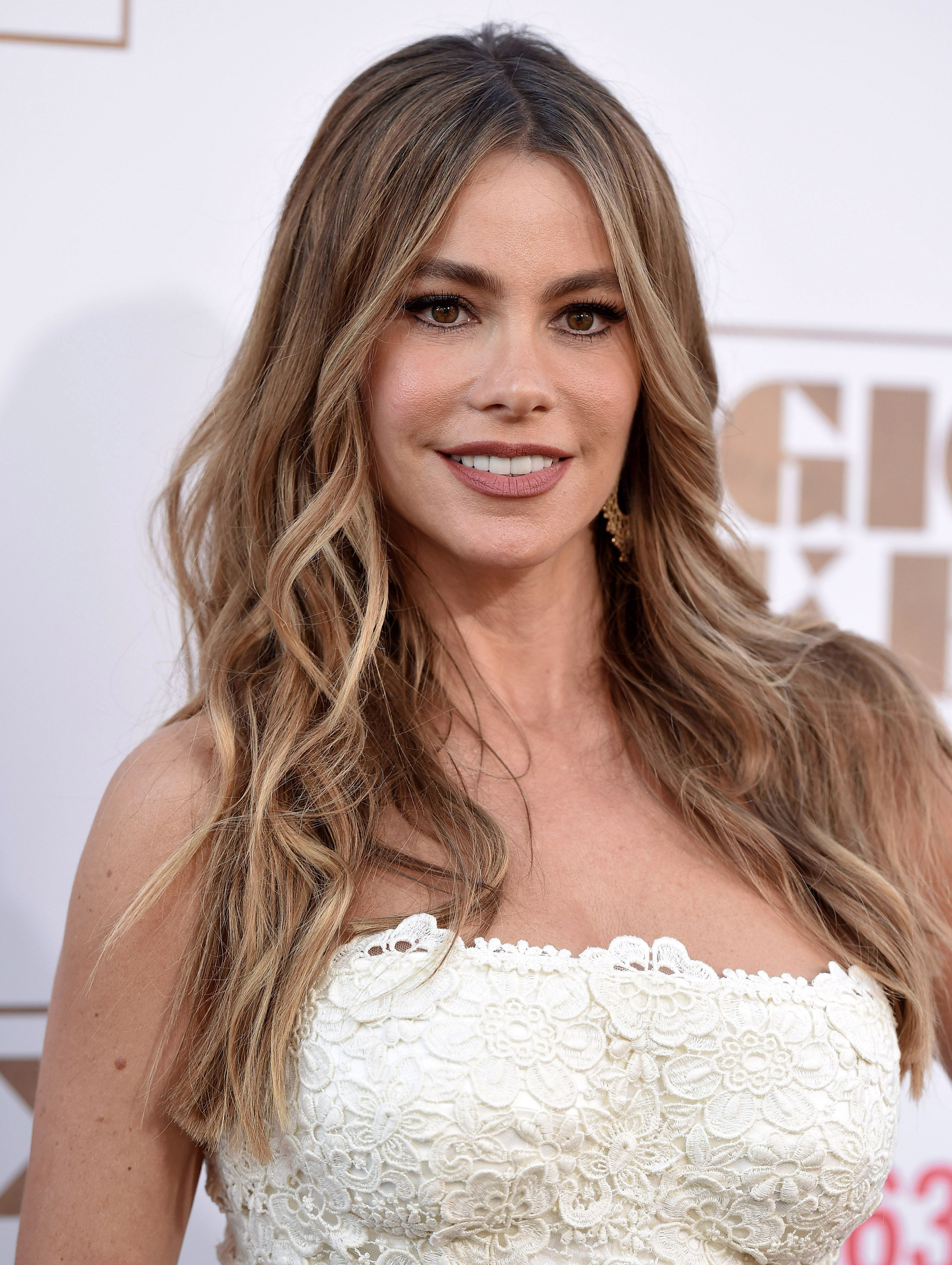 HOLLYWOOD, CA - JUNE 25:  Actress Sofia Vergara arrives at the Los Angeles World Premiere of Warner Bros. Pictures' 'Magic Mike XXL' at TCL Chinese Theatre IMAX on June 25, 2015 in Hollywood, California.  (Photo by Axelle/Bauer-Griffin/FilmMagic)