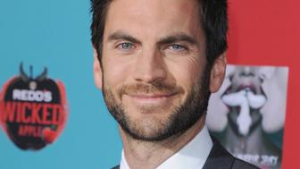HOLLYWOOD, CA - OCTOBER 05:  Actor Wes Bentley arrives at the Los Angeles Premiere 'American Horror Story: Freak Show' at TCL Chinese Theatre IMAX on October 5, 2014 in Hollywood, California.  (Photo by Jon Kopaloff/FilmMagic)