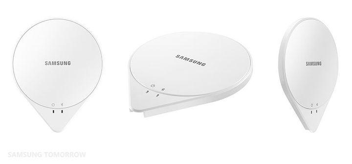 Samsung's SleepSense will track your slumbering habits.