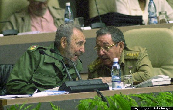 Castro handed over power to his brother Raul after falling ill in