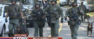 MILLS OFFICER SHOOTING MILLS POLICE SHOOTING MILLS