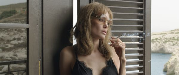 Written and directed by Angelina Jolie Starring Angelina Jolie, Brad Pitt and M&eacute;lanie Laurent <strong>What to expect:&