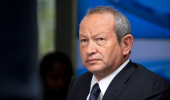 Egyptian billionaire Naguib Sawiris has offered to buy an island in the Mediterranean to shelter refugees fleeing Syria and o
