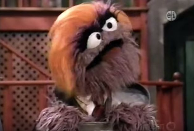 'Sesame Street' Parodied Donald Trump As A Garbage Grouch Who Makes Fun Of The