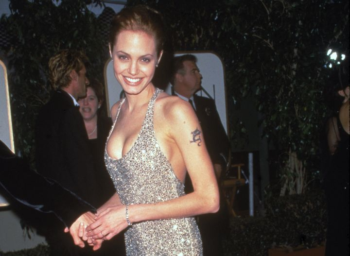 Watch A Young Angelina Jolie Master A 'Girl, Interrupted