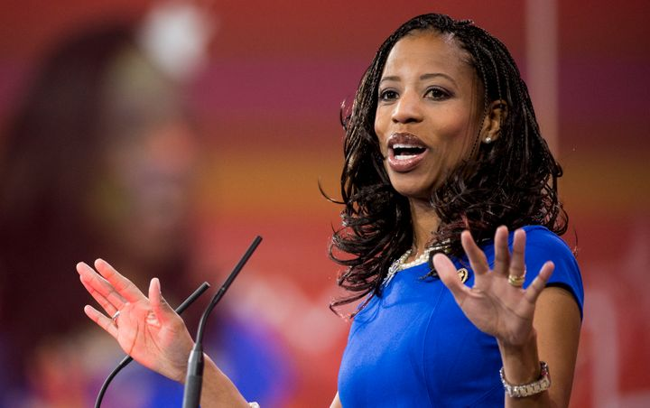 Rep. Mia Love said she will pay back the Treasury for plane tickets she used for a weekend trip with her husband to Washingto