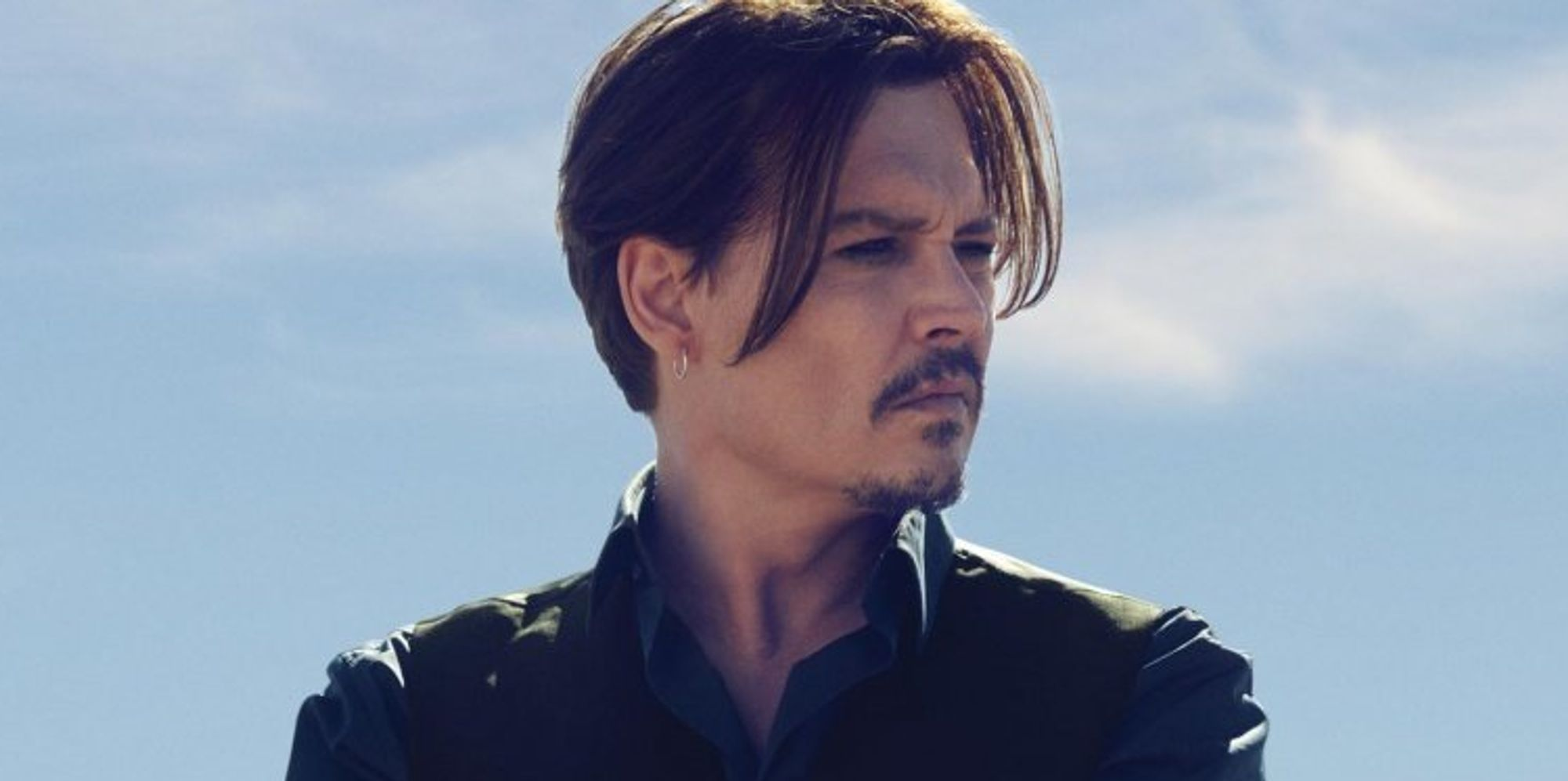 Johnny Depp Dior Sauvage Commercial 2015 - YouTube