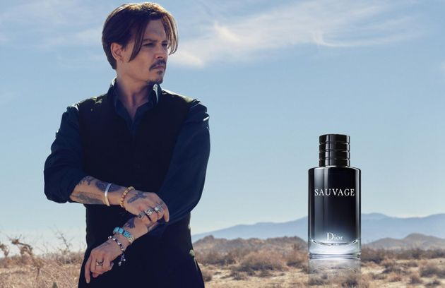 Johnny Depp Is Dior's Latest And Greatest Model, Because ... Johnny Depp Cologne