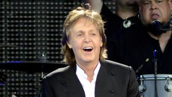<p>Paul McCartney, who&nbsp;was featured in the song.&nbsp;</p>