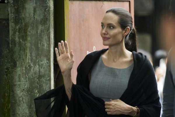 "<a href=""http://www.people.com/article/angelina-jolie-louis-zamperini-faith-unbroken"">People magazine </a>asked Angelina Joli"