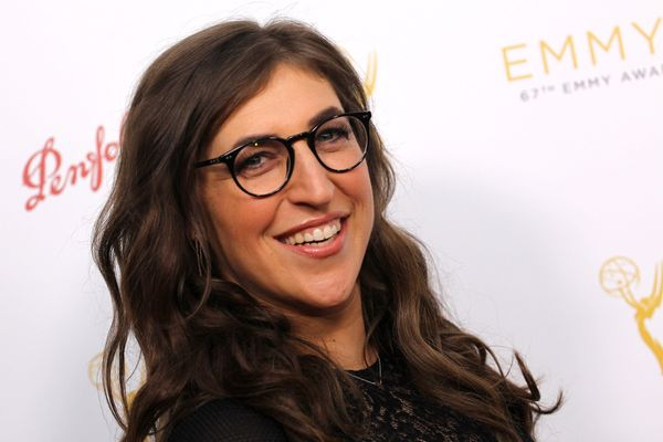 "Mayim Bialik&nbsp;said&nbsp;<a href=""http://www.jpost.com/Arts-and-Culture/Entertainment/Q-and-A-with-Mayim-Bialik-An-observa"