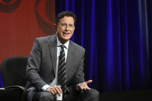 Stephen Colbert may be a funny man on-screen but off-screen he takes his religious convictions seriously. In 2012, Colbert to
